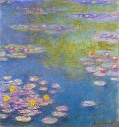 Claude Monet - Water Lilies, 1908