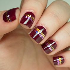 The Lacquer Legion Reinvention: Glequins... One Year Later
