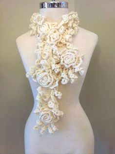 Knitted and Crocheted Neckwear