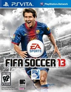 Download FIFA SOCCER 13 Ps Vita For Free FIFA 13 captures all the drama and unpredictability of real-world soccer, and is driven by five game-changing innovations which revolutionize artificial intelligence, dribbling, ball control and physical play. It is the largest and deepest feature set in the history of the franchise.  psvitagamesfull.com