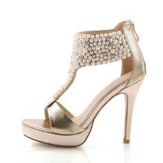 Womens Beaded Open Peen Toe Platform Thin Heel High Heel Sandals Gold, 6.5 B(M) US Modern Girl,http://www.amazon.com/dp/B00D3I4HEG/ref=cm_sw_r_pi_dp_-57Qrb214FE248B5