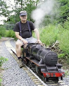 ohhh ... a man can dream!!!!! he he he ... Waushakum Live Steamers