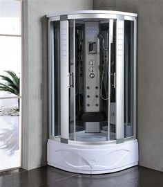 aquaplus ap8004a luxury steam shower enclosure cabin 900 x 900 steam sauna