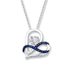 This Mother's Day, show Mom your gratitude is infinite with a beautiful Diamonds in Rhythm necklace.