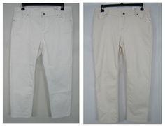 Liz Claiborne Slim Ankle Jeans Women's Sizes 16, 18 NEW #LizClaiborne #SlimAnkleJeans 18.99