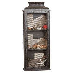 Fishel Display Cabinet