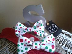 Christmas, bowties, hair bows, gift ideas, bowties for men, bowties for boys, youth bow ties, hairbows, women, party decor, party favor, tie by SweetforYouBowtique on Etsy