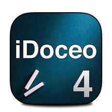 App IconIdoceo es la App ideal para sustituir nuestro antiguo cuaderno de profesor. Es sin duda una de las mejores aplicaciones para profesores, con muchas opciones y posibilidades.