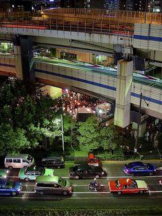 Roppongi Tokyo Japan by Thomas V.