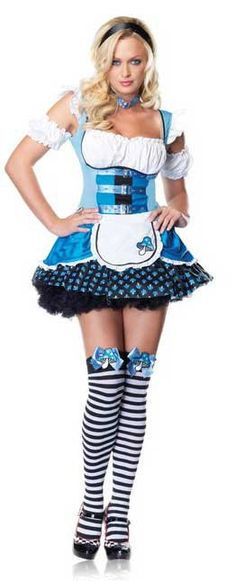 6f381a4c72 Alice in Wonderland Magic Mushroom Sexy Costume Sexy Alice in Wonderland  Costumes - Mr. Costumes