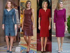 платье-пальто, платье-футляр и платье-сорочка