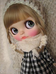 *カスタムブライス*Custom Blythe*Ciel de la nuit hivernal_画像3