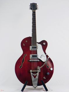 1964 Gretsch 6119 Chet Atkins Tennessean Walnut > Guitars : Hollow Body - Empire Guitars RI