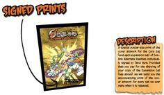 Preview of Kickstarter Reward Description for Goblins Alternate Realities: Signed Prints #GoblinsGame