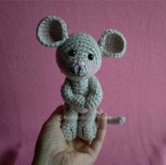 Free pattern - now I just have to learn to crochet