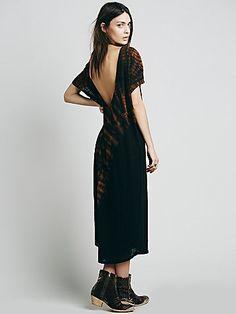 LA Livin Rainstorm Dress