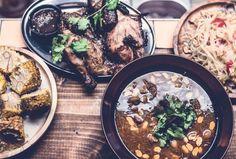 Fine Dining mit Fettfingern: Gesmokte Austern, fermentierte Rippchen und das perfekte Sound-Food-Pairing: Khwan ist …