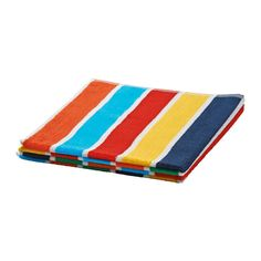 BOKVIK Bath towel IKEA A terry towel in medium thickness that is soft and highly absorbent (weight 500 g/m²).