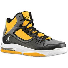 best sneakers e6cb2 f004c Jordan Flight 23 RST - Men s - Black White Dark Grey University Gold