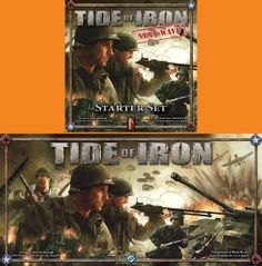 Comparing the Next Wave Tide of Iron Starter Set and the Classic Tide of Iron base game