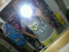 Yellow and grey :)