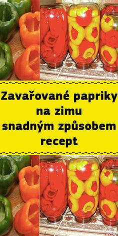 Home Canning, Stuffed Peppers, Vegetables, Red Peppers, Canning, Stuffed Pepper, Vegetable Recipes, Stuffed Sweet Peppers, Veggies