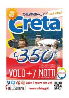 CRETA - VOLO + 7 NOTTI