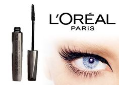 Loreal Paris Mascara Lash Architect 4D Black 32,90 TL- Simplistic Ad, the logo is similar to the one I will be including.