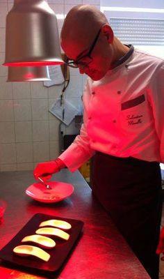 Salvatore Morello, lo chef che ha portato la Calabria in tavola a Berlino - Leggi l'intervista completa su : http://www.calabriagood.it/it/interviste/salvatore-morello/#sthash.PsSDb81T.dpuf il Primo Network dei Calabresi nel Mondo promosso dalla Fondazione dei Calabresi Nel Mondo