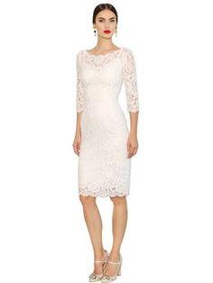 Resultado de imagem para dolce gabbana lace print dress