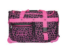Pink Giraffe Limited Edition (Summer 2014)   DISCONTINUED   #DreamDuffel #LimitedEdition