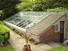 Bespoke lean to greenhouses. Design your perfect new or replacement lean to aluminium greenhouse, modern or Victorian in style. Underground Greenhouse, Lean To Greenhouse, Greenhouse Plans, Greenhouse Gardening, Greenhouse Heaters, Aquaponics System, Garden Structures, Glass House, Aquaponics