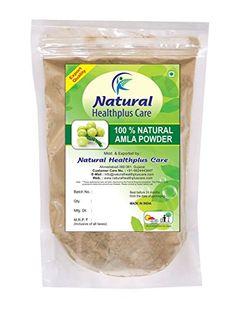 6c956950c Amazon.com : 100% Natural Amla Fruit (EMBLICA OFFICINALIS) Powder as HAIR  VITALIZER NATURALLY by Natural Healthplus Care (1/2 lb / 8 ounces / 227 g)  : ...