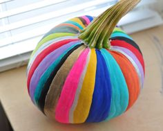clever things to do with pumpkins at halloween - no need to carve them!