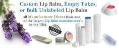 Private Label Lip balm Manufacturer - Wholesale Bulk Lip Balm and Custom Chapstick Lip Balm