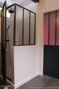 Rénovation d'une salle de bains, Natalie Brun d'Arre - Côté Maison