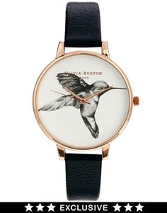 Olivia Burton Exclusive For ASOS Hummingbird