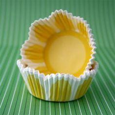 Yellow Flower Baking Cups Cupcakes, Baking Cups, Baking Supplies, Yellow Flowers, Lemon, Pudding, Cookies, Sweet, Desserts