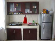 menata ruang dapur untuk rumah mungil dan minimalis