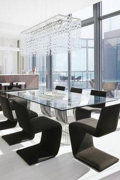 Modern dining
