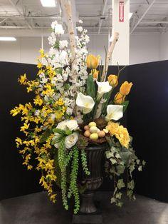 spring floral arrangements   Spring Blooms Floral Arrangement Spring Collection 2013 designed by ...
