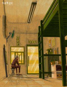 2D黑暗冒險新作《集體後遺症》展開募資 體會香港風格的時代精神 | 遊戲新聞 | 找新聞 | udn遊戲角落 Drawings, Sketches, Drawing, Portrait, Draw, Grimm, Illustrations