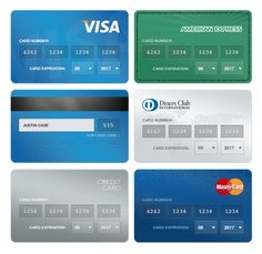 We're testing new input functionality and design for credit card payments. As the customer types in the credit card number, it will automatically switch to the correct type of card. Check out the attachment for all the card designs. As we work on getting this operational, we'd appreciate any feedback you have :)