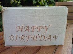 mijn creatieve ik: happy birthday