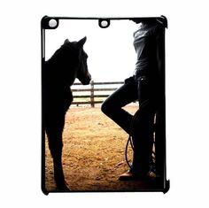 Heart of a Cowgirl 2 iPad Air Case