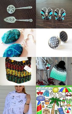 Beautiful Etsy Finds make Wonderful Gifts by Laura DeCamp on Etsy--Pinned with TreasuryPin.com
