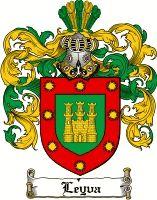 Leyva Coat of Arms / Leyva Family Crest