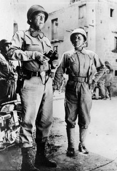 General George S. Patton Sicily