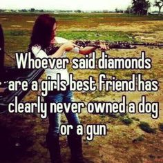 Dog or Gun ❤️
