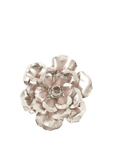 Flower brooch | Alexander McQueen | MATCHESFASHION.COM